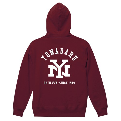 YONABARU TOWN PULL OVER PARKA