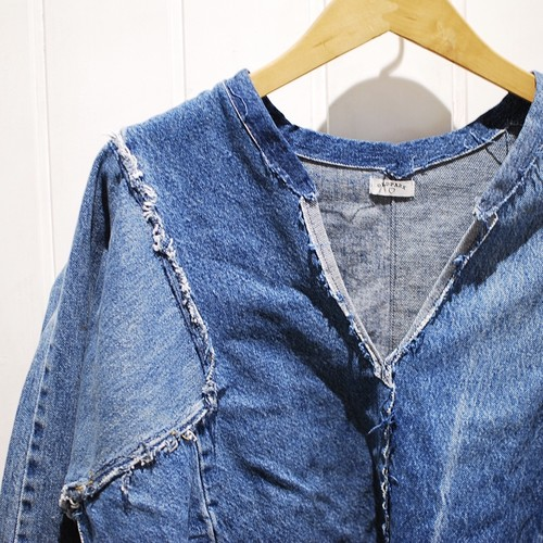 OLD PARK DROP DENIM SHIRT