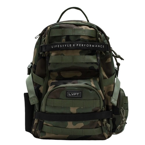 Tactical Backpack-  Camo