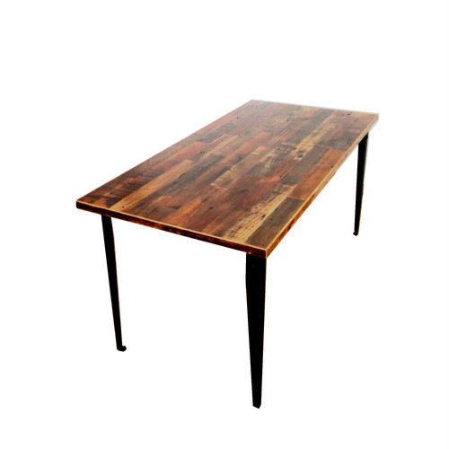 "受注生産品 Reclaimed Table ""Plain"" 750 x 1500 w/ simple top"