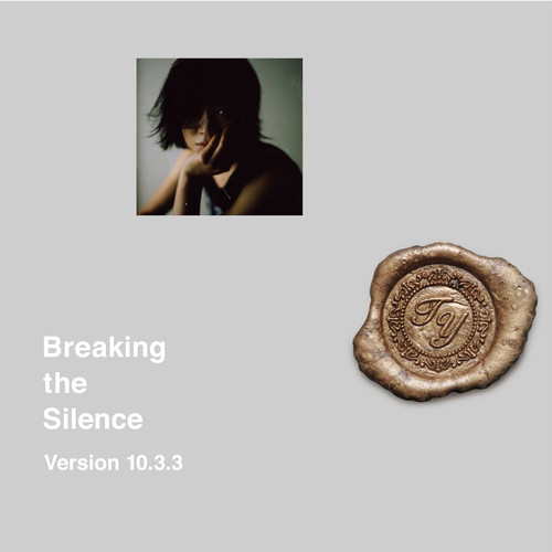 [CD] Toshiyuki Yasuda: Breaking the Silence (Version 10.3.3) (Gray × Gold)