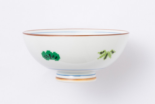 松竹梅 茶碗 / The Porcelains