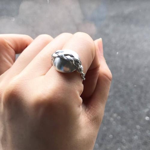 【受注制作】KAGO(籠)_Silver Ring
