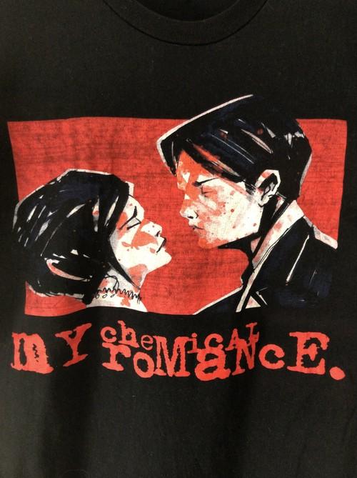 2004's My Chemical Romance T's