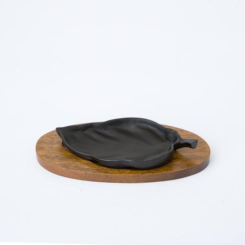 五進 / 木の葉 / プレート