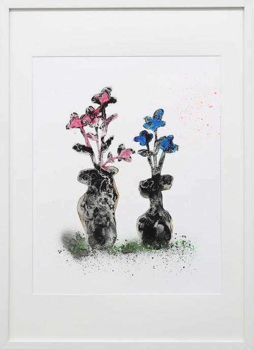 """NAZE """"Flowers #3"""""""