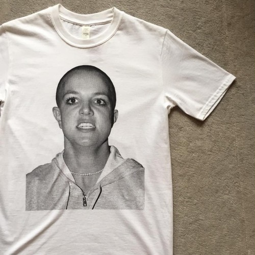 DIEGO / IMPORT SELECT T-SHIRT // Britney Spears