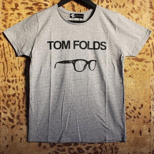 4bet TOM FOLDS Tシャツ/グレー