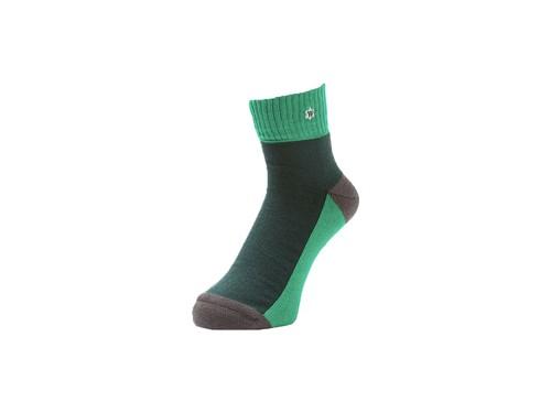 WHIMSY(ウィムジー) / VERSE SOCKS -GREEN-
