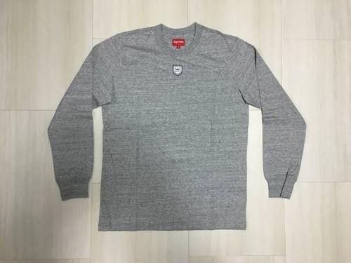 新品 SUPREME シュプリーム ロンT 長袖Tシャツ Crown Label Top