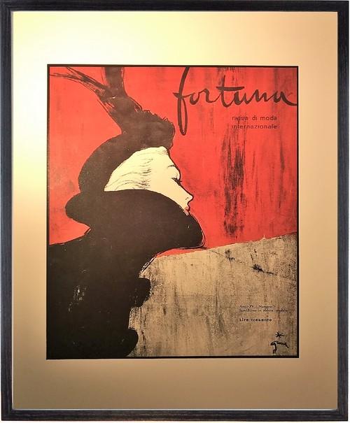 GRUAU-グリュオ-Fortuna cover ポスター