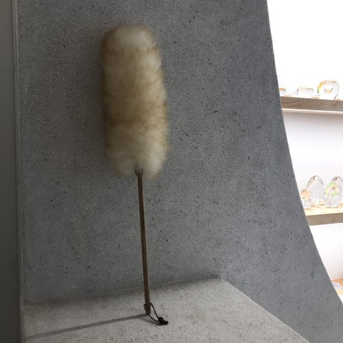 Lamp's wool Duster