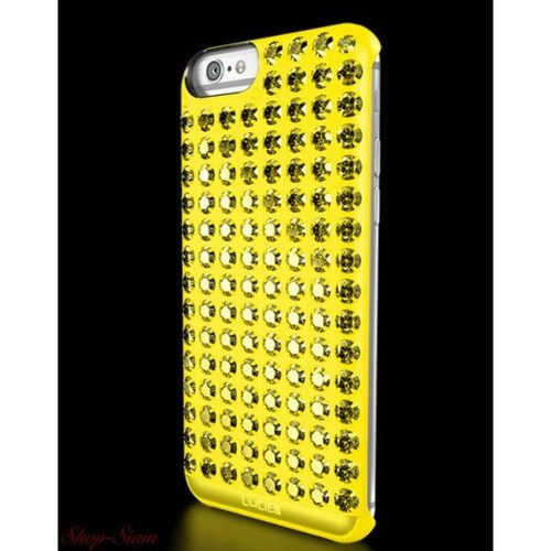 LUCIEN(ルシアン) iPhone6/6S/SE case SPECTRUM <Yellow・イエロー>
