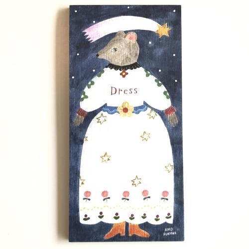 AIKO FUKAWA 一筆箋 Dress