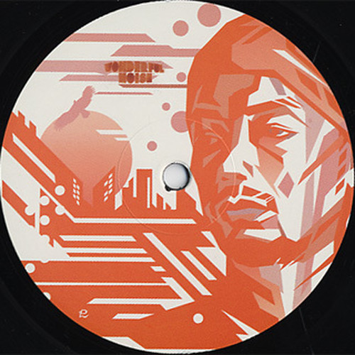 "【12""】NOAH feat.Blu - Just Relax Another Remixes"