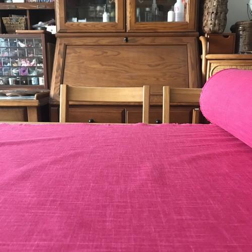 オリジナルコットン10cm・恋ピンク