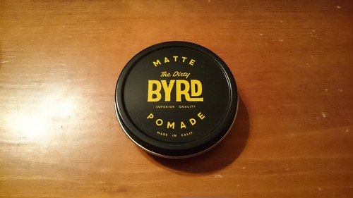 BYRD HAIRDO PRODUCTS MATTE POMADE 28g