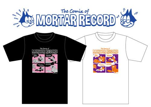 モルタルドネーションTシャツ~SPRING!!!『モルタルコミックス#1』