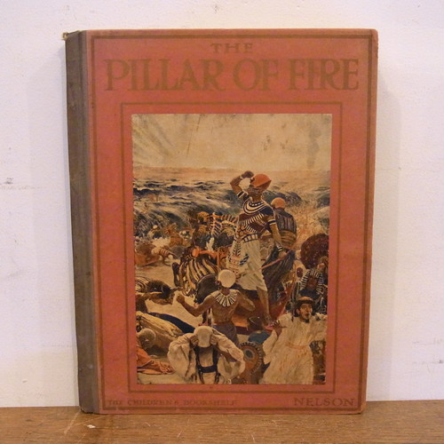 THE PILLAR OF FIRE:THE STORY OF MOSES AND HIS TIMES/ROY DAWSON