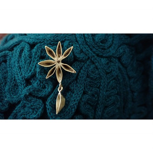 Swing Star Anise Pin