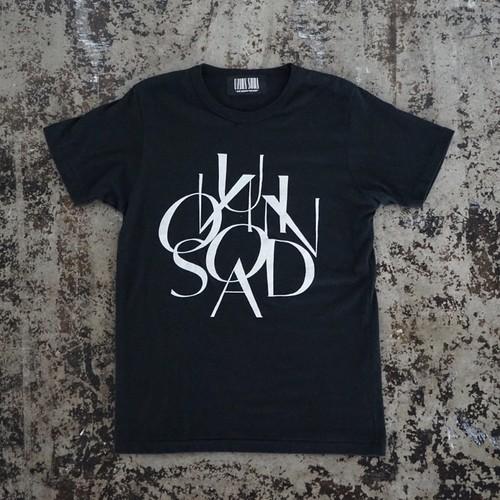 ライトオンス・メインロゴTシャツ (ブラック)