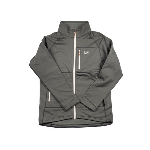 NEW UN3000 Fleece Jacket / charcoal