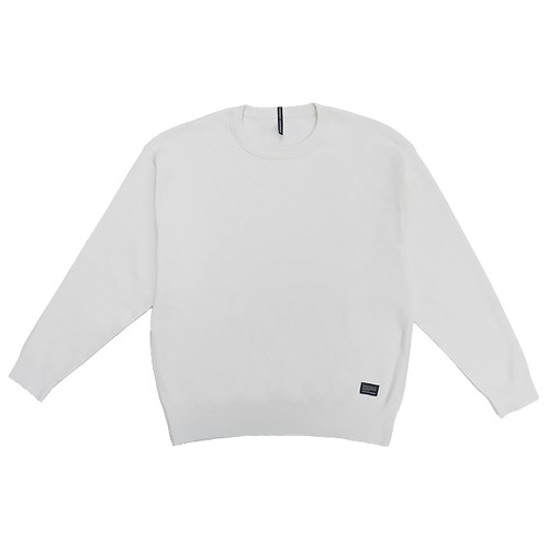Recycled Cashmere Cotton Sweater