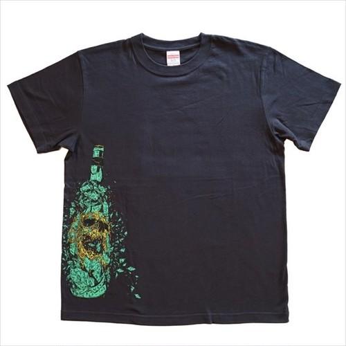 Osaka Daggers x Hirotton T-shirts (Black)