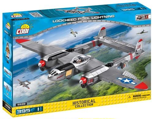 COBI #5539 P-38L ライトニング