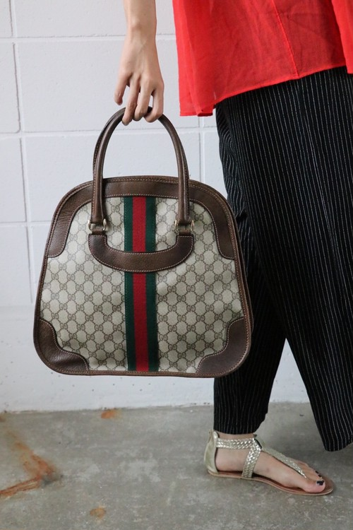 old GUCCI 80's  hand bag