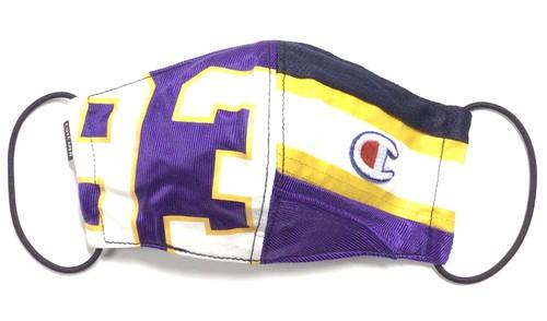 【デザイナーズマスク 吸水速乾COOLMAX使用 日本製】NFL SPORTS MASK CTMR 1130014