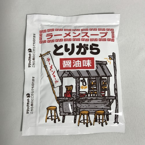 富士食品 とりがらラーメンスープ 醤油味