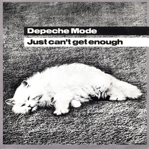 【7inch・英盤】Depeche Mode /  Just Can't Get Enough