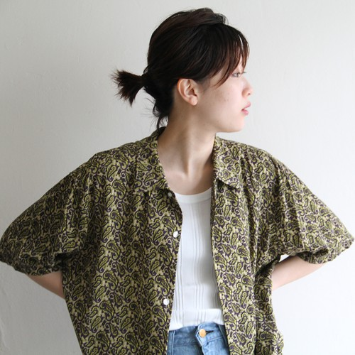 STAMMBAUM【 womens 】aloha paisely