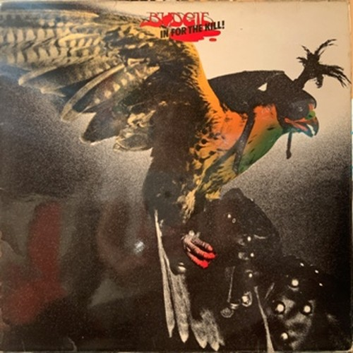 【LP】BUDGIE/In For The Kill