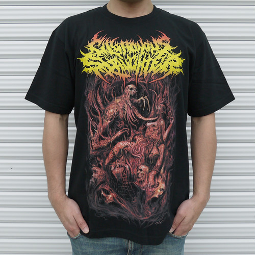 Festering Sanguinary Necrophilism T-shirt