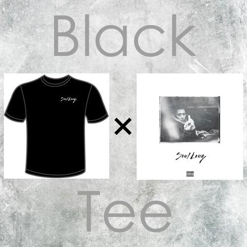 IO-Soul Long TシャツCDセット ブラック