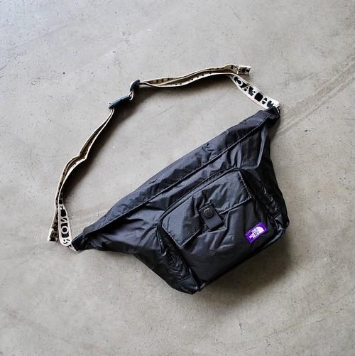 THE NORTH FACE PURPLE LABEL Lightweight  Logo tape Waist Bag