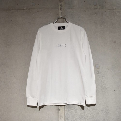 NOTHIN'SPECIAL FORTUNE LONG SLEEVE / WHITE