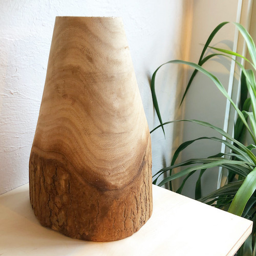 wooden object 天然木のオブジェ