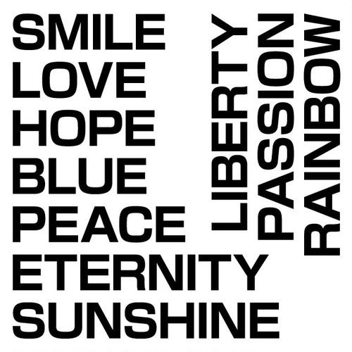 幸せな単語