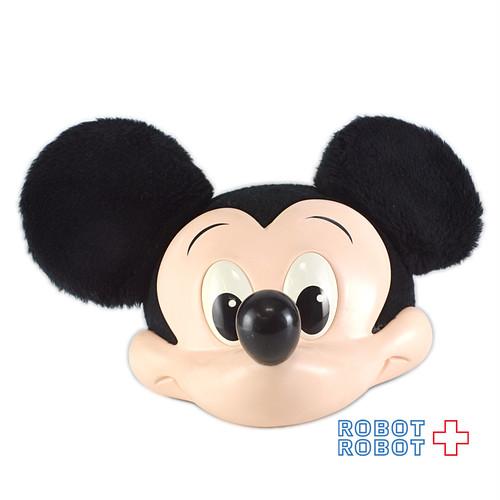 ミッキーマウス 3D ファンキャップ 帽子 フリーサイズ