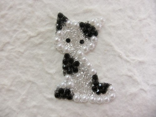 ユリシス3Dボディジュエル(ボディシール)子猫