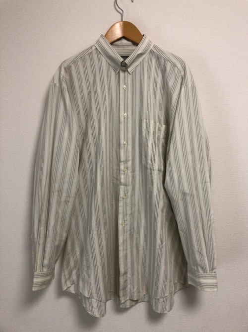 2001's D'URBAN like20〜30's stripe shirt