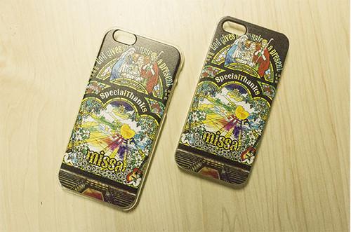 SpecialThanks missa iPhoneケース