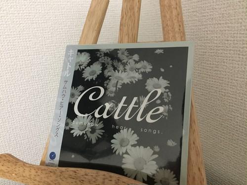cattle / Somehow hear songs.(CD)