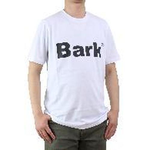 バーク Bark メンズ クルーネック 半袖 ロゴ Tシャツ 71B8715 281 OFF-WHITE ホワイト系 サイズ(#S)