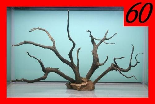 black branch 流木アートオブジェ 60用 カミハタ枝流木