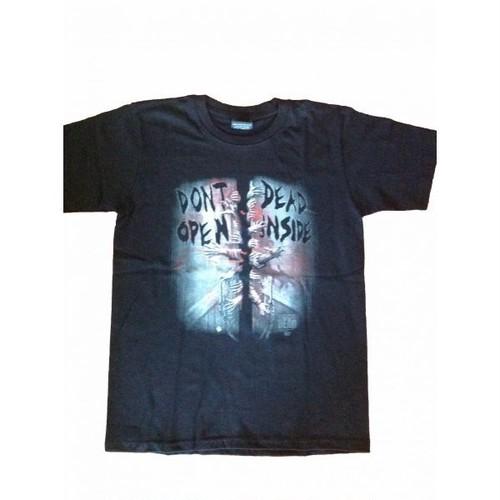 ウォーキング・デッド The Walking Dead DON'T OPEN DEAD INSIDE プリントTシャツ