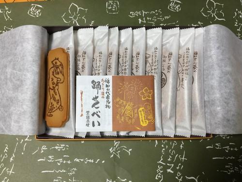 京都 踊せんべい 10袋入
